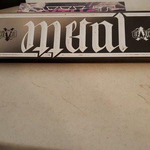 Kat Von D Matte Metal Palette
